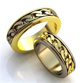 Обручальные кольца 585°, артикул R-obr-40