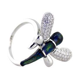 Кольцо с бриллиантами 0,58 карат, артикул R-ИМ 113