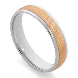 Обручальное кольцо из золота 585 пробы, артикул R-A2274-3