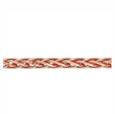 Цепочки плетения колосок