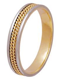 Кольцо обручальное  из золота 585 пробы, артикул R-1717