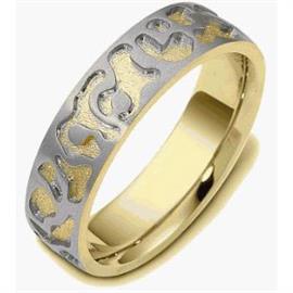 Обручальное кольцо из золота 585 пробы, артикул R-1883-3
