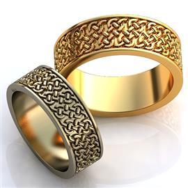 Обручальные кольца 585°, артикул R-obr-272