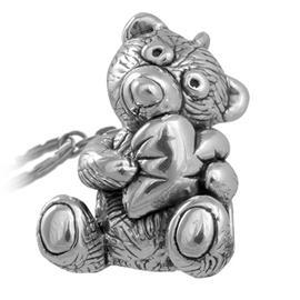 Брелок для ключей Мишка с сердцем, артикул R-110150
