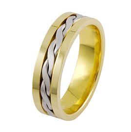 Обручальное кольцо из золота, артикул R-1302