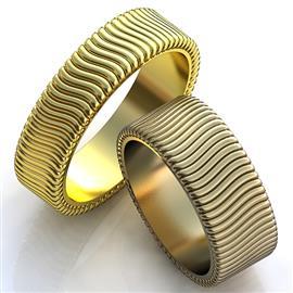 Обручальные кольца 585°, артикул R-obr-206