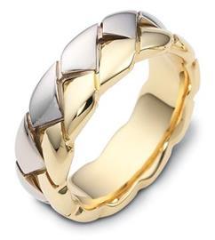 Дизайнерское  обручальное кольцо, артикул R-A2258
