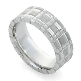 Эксклюзивное обручальное кольцо из золота 585 пробы, артикул R-T4345