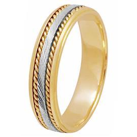 Обручальное кольцо из золота 585 пробы, артикул R-1163