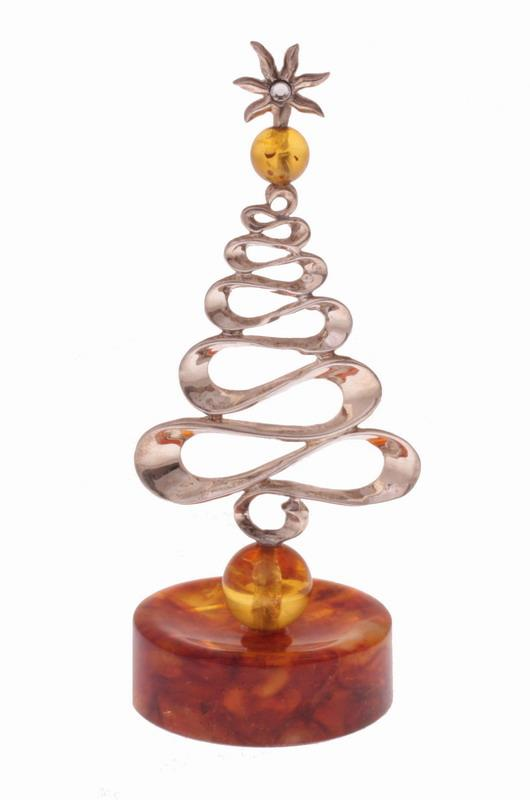 Новогодний подарок сувенир Новогодняя Ёлка, артикул R-HD8-el