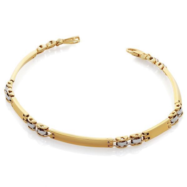 Мужской браслет из золота магазины 585