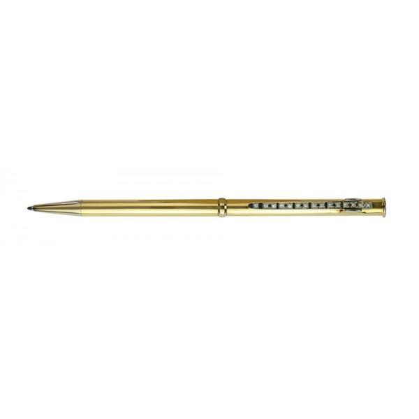 Золотая шариковая ручка 585 пробы