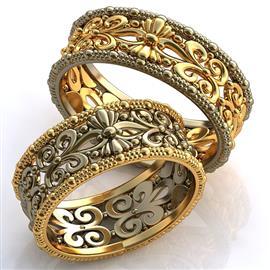 Обручальные кольца, артикул R-obr-254