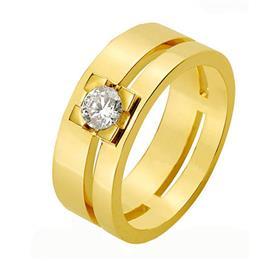 Обручальное кольцо дизайнерское, артикул R-1579