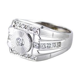 Кольцо с бриллиантами 0,89 карат, артикул R-ИМ 106