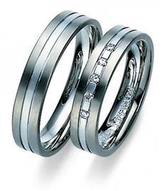 Классические обручальные кольца парные, артикул R-ТС 1558