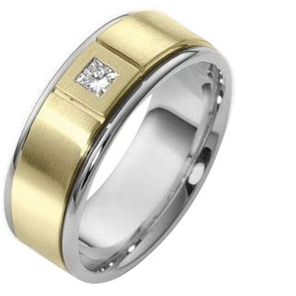 2b3e19b172ec Обручальное кольцо с бриллиантом