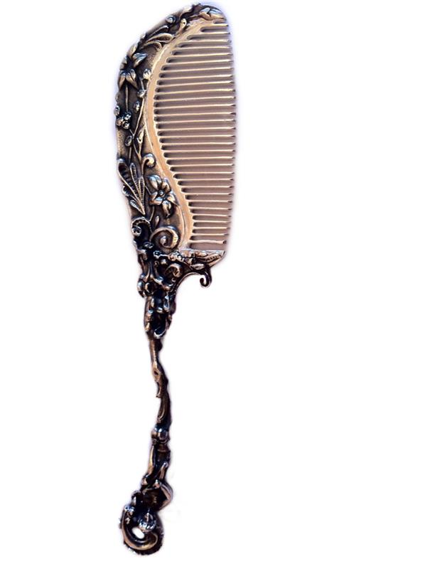 Серебряная расчёска из коллекции Легенда, артикул R-001