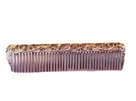 Серебряная расчёска для Малышей, артикул R-027