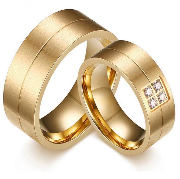 Парные обручальные кольца цена