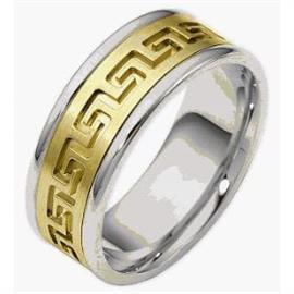 Обручальное кольцо из золота 585 пробы, артикул R-1850-4