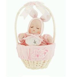 Музыкальная игрушка Малышка в корзинке, артикул R-34-54742