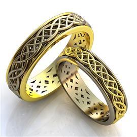 Обручальные кольца, артикул R-obr-83