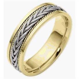 Эксклюзивное обручальное кольцо, артикул R-1937-3