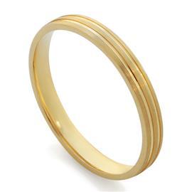 Обручальное кольцо из золота 585 пробы, артикул R-KM317-1