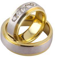 Обручальные кольца эксклюзивные дизайнерские белое и желтое золото