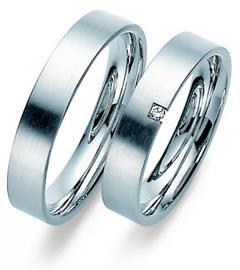 Обручальные кольца парные с бриллиантами, артикул R-ТС 1561