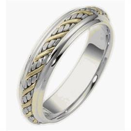 Обручальное кольцо из золота 585 пробы, артикул R-1024-4