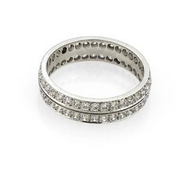 Эксклюзивное обручальное кольцо с бриллиантами из золота 585 пробы, артикул R-С4133