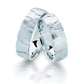 """Обручальные кольца парные золотые с бриллиантами серии """"Twin set"""", артикул R-ТС 3262"""