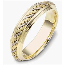 Обручальное кольцо из золота 585 пробы, артикул R-1024-3